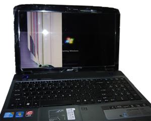 Acer Laptop LED Screen Repair