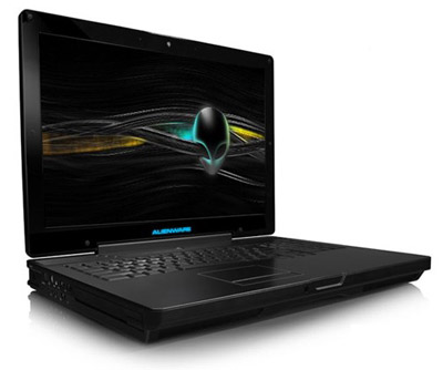 Alienware Laptop LCD Screen Repair
