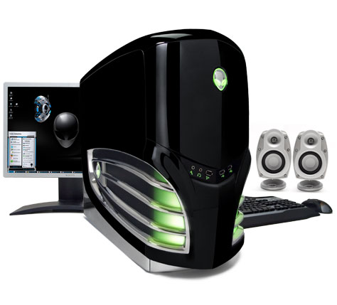 Alienware Desktop Computers