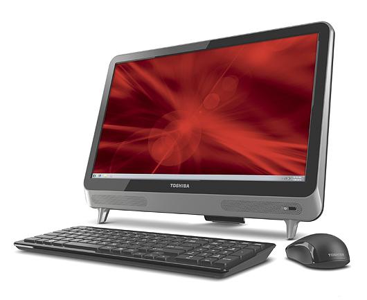 Toshiba Desktop Computers