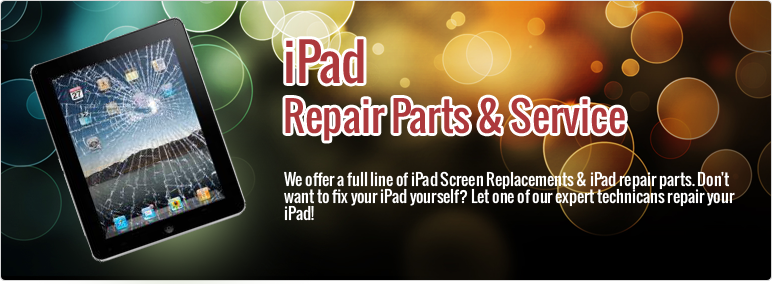 iPad Repair iPad screen repairs